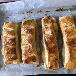 11月のある晴れた月曜日の午後にアップルパイを焼くことについて